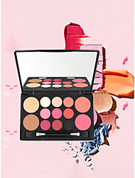 cheap -4 Colors Eyeshadow Palette / Eye Shadow Eye / Cosmetic / EyeShadow Women / Youth Waterproof Daily Makeup / Halloween Makeup / Party Makeup Makeup Cosmetic / Shimmer