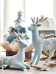 Недорогие -1шт Резина Модерн / Простой стиль для Украшение дома, Подарки / Домашние украшения Дары