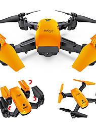 abordables -RC Drone IDEA7 RTF 4 Canaux 6 Axes 2.4G / Wi-Fi Avec Caméra HD 2MP 720P Quadri rotor RC Mode Sans Tête / Flotter Quadri rotor RC / Télécommande / 1 Câble USB / Grand angle 0.45X
