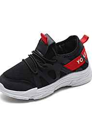 cheap -Girls' Shoes Mesh Spring & Summer Comfort Sneakers Walking Shoes for Kids White / Black / Pink