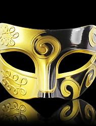 abordables -Décorations de vacances Décorations d'Halloween Masques d'Halloween Décorative / Cool Or 1pc