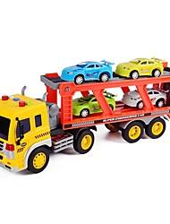 Недорогие -Игрушечные машинки Строительная техника Транспорт Строительная техника Вид на город Cool утонченный Металлический сплав Детские Для подростков Все Мальчики Девочки Игрушки Подарок