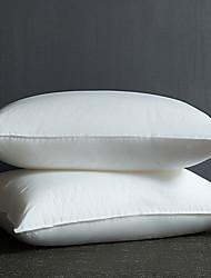 abordables -confortable oreiller de lit de qualité supérieure confortable / nouvelle conception oreiller polyester 100% coton
