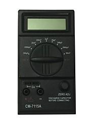 Недорогие -cm7115a lcd карманный цифровой измеритель емкости, использующий для дома и автомобиля
