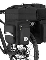 Недорогие -ROCKBROS 48 L Бардачок на раму / Сумка на багажник велосипеда / Сумка на бока багажника велосипеда Велоспорт, Водонепроницаемаямолния, Молния YKK Велосумка/бардачок Ткань / Сетка / Нейлон