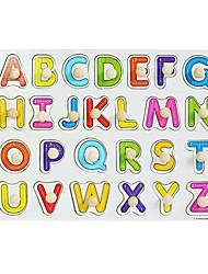 Недорогие -Игрушка для обучения чтению внедорожник Числа Новый дизайн деревянный Детские Все Мальчики Девочки Игрушки Подарок 1 pcs