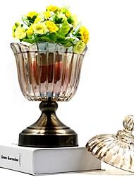 Недорогие -1шт Стекло / Нержавеющая сталь Модерн / Простой стиль для Украшение дома, Домашние украшения Дары