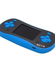 preiswerte -RS-16 Spielkonsole Eingebaut 260 pcs Spiele 2.5 Zoll Zoll Tragbar / Cool