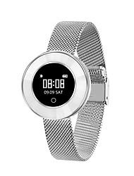 Недорогие -Умный браслет DX6 для Android iOS Bluetooth Водонепроницаемый Пульсомер Измерение кровяного давления Израсходовано калорий Регистрация деятельности / Секундомер / Напоминание о звонке / будильник