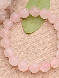 cheap -Women's Classic / Beads Strand Bracelet - Lotus Stylish, Sweet, Elegant Bracelet Pink For Date / Work