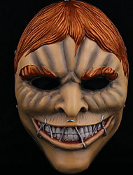 cheap -Holiday Decorations Halloween Decorations Halloween Masks Party / Cool Brown 1pc