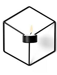 economico -Stile semplice Ferro Portacandele Candeliere 1pc, Candela / portacandele