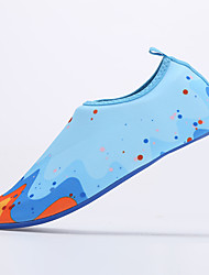 cheap -Water Shoes Polyester for Adults - Anti-Slip, Softness Swimming / Diving / Surfing / Snorkeling