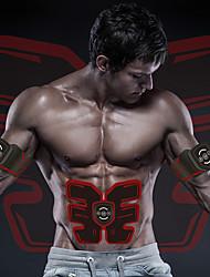 Недорогие -Abs-стимулятор / Брюшной тонизирующий пояс / Экспедитор Abs С пластик Электроника, Тренажёр для приведения мышц в тонус, Беспроводной EMS тренировка, Проработка мышц, ABS тренировка, Проработка пресса