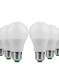 Недорогие -ywxlight® 6pcs e27 5w 400-500lm светодиодные шарики 10 светодиодов 5730smd теплые белые холодные белые светодиодные лампы лампочки накаливания переменного тока 100-240v