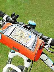 cheap -Cell Phone Bag / Bike Handlebar Bag 6 inch Touch Screen Cycling for Cycling