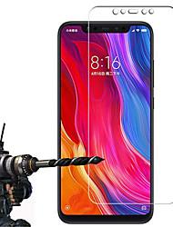 economico -Proteggi Schermo per XIAOMI Xiaomi Mi 8 Vetro temperato 1 pezzo Proteggi-schermo frontale Alta definizione (HD) / Durezza 9H / Anti-graffi