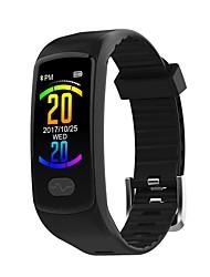 billige -Smart Armbånd JSBP-E07 for Android 4.4 og iOS 8.0 eller nyere Pulsmåler / Vandtæt / Blodtryksmåling / Brændte kalorier / Lang Standby Skridtæller / Samtalepåmindelse / Aktivitetstracker