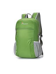 Недорогие -Mountaintop® 25 L Легкий упаковываемый рюкзак Рюкзаки - Легкость Дожденепроницаемый Воздухопроницаемость На открытом воздухе Пешеходный туризм Походы Для школы 100 г / м2 полиэфирный стреч-трикотаж