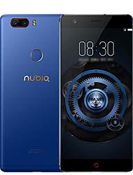 """Недорогие -NUBIA Z17 lite 5.5 дюймовый """" 4G смартфоны (6GB + 64Гб 13 mp Qualcomm Snapdragon 653 3200 mAh mAh) / 1920*1080"""