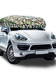 baratos -Automático / Semi-cobertura Capas de carro PVC Controle Remoto Para Universal Todos os Modelos Todos os Anos para Verão