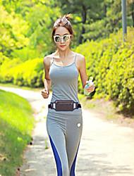 cheap -0.5 L Cell Phone Bag / Running Waist Belt for Hiking / Climbing / Running Sports Bag Lightweight / Fast Dry / Quick Dry Running Bag Galaxy Other Series / Back / Waist Lycra / Lycra Spandex Sky Blue