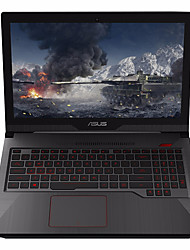 baratos -ASUS Notebook caderno FX63VD7700 15.6 polegada IPS Intel i7 Core I7-7700 8GB DDR4 1TB / 128GB SSD GTX1050 4 GB Windows 10