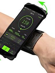 economico -Fascia da braccio / Bag Cell Phone - Regolabile, Leggero, Elevata elasticità Esterno Viaggi, Corsa, Fitness Lycra Spandex Verde, Blu, Rosa