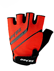 cheap -Sports Gloves Sports Gloves / Bike Gloves / Cycling Gloves Waterproof / Wearable / Breathable Fingerless Gloves Lycra Road Cycling / Outdoor Exercise / Multisport Unisex