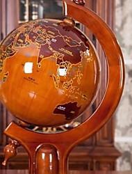 Недорогие -Мировые Глобусы деревянный Классический Круглые Для дома