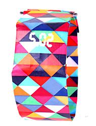 Недорогие -Муж. Жен. Спортивные часы электронные часы Цифровой Черный / Белый / Красный 30 m Секундомер Творчество Новый дизайн Цифровой На каждый день Цветной -  / Один год / ЖК экран / SSUO 377