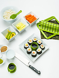 baratos -Utensílios de cozinha PP (Polipropileno) Ferramentas / Gadget de Cozinha Criativa Ferramentas Para utensílios de cozinha / Bolas de arroz / Sushi 1pç