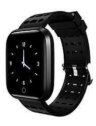 Недорогие -Умный браслет YY-Q8 для Android iOS Bluetooth Пульсомер Измерение кровяного давления Сенсорный экран Израсходовано калорий Длительное время ожидания / Педометр / Напоминание о звонке