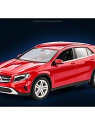 baratos -Carro com CR Rastar 70300 4CH 27MHz Carro 1:14 8.2 km/h KM / H Controle Remoto / Luminoso