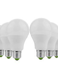 Недорогие -YWXLIGHT® 6шт 7 W 600-700 lm E26 / E27 Круглые LED лампы 14 Светодиодные бусины SMD 5730 Тёплый белый / Холодный белый 12 V