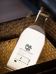 Недорогие -1pc diy сообщение привело молоко бутылка ночь свет сна режим времени дом вечеринка декор творческие подарки