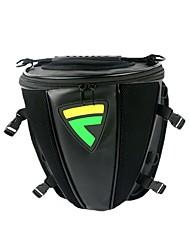 baratos -Organizadores de motos Bolsa de armazenamento de moto PU (Poliuretano) Para motocicletas Universal Elysee / General Motors