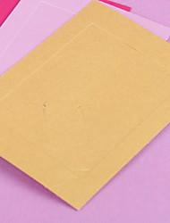 baratos -Moderno / Contemporâneo PVC Pintura Molduras, 1pç