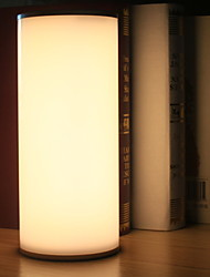 billige Originale lamper-1pc Stikkontakt Wall Plug Nightlight Varm hvit + hvit Usb Enkel å bære / Med USB-port / Atmosfære Lampe 5 V
