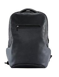 """Недорогие -Xiaomi 26 L Рюкзаки - Водонепроницаемость, Легкость, Рюкзаки для ноутбука На открытом воздухе Велоспорт, Путешествия, Для школы Ткань """"Оксфорд"""" Черный"""