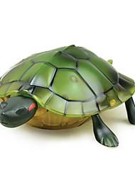 baratos -Brinquedos de Pegadinha Tartaruga Animais / Brinquedo de controle remoto / Arrepiante Revestimento em Plástico 1 pcs Infantil Todos Dom