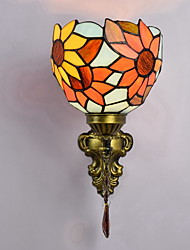 cheap -Antique / Country Wall Lamps & Sconces Living Room / Bedroom Metal Wall Light 220-240V 40 W