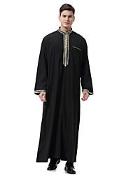 preiswerte -Herrn - Solide Retro Abaya