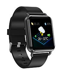 baratos -BoZhuo Q3 Pulseira inteligente Android iOS Bluetooth Impermeável Monitor de Batimento Cardíaco Medição de Pressão Sanguínea Calorias Queimadas Tora de Exercicio Podômetro Aviso de Chamada Monitor de