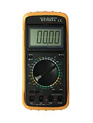 Недорогие -dt9203a.1 портативный цифровой мультиметр lcd для дома и автомобиля