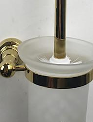 Недорогие -Держатель для ёршика Новый дизайн / Cool Современный Латунь / Нержавеющая сталь / железо 1шт Держатели для туалетной щетки На стену