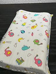 Недорогие -Комфортное качество Подушка с натуральным латексным наполнителем Стрейч / удобный подушка 100% натуральный латекс Полиэстер