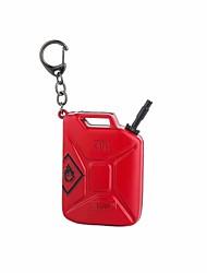 abordables -Porte-clés Rouge Forme Géométrique Alliage Ordinaire, Professionnel Pour Plein Air / Bar