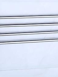 Недорогие -Держатель для полотенец Креатив Современный Нержавеющая сталь / железо 1шт 4-полосная доска На стену
