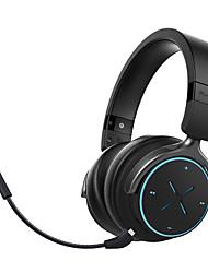 billige -AJAZZ AE3 Pandebånd Bluetooth4.1 Hovedtelefoner Høretelefon Plast / Kunstlæder / Metal Sport & Fitness øretelefon Stereo / Med Mikrofon / Med volumenkontrol Headset
